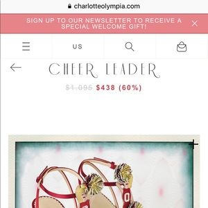 Charlotte Olympia Shoes - CHARLOTTE OLYMPIA ❤️PRE-LOVED